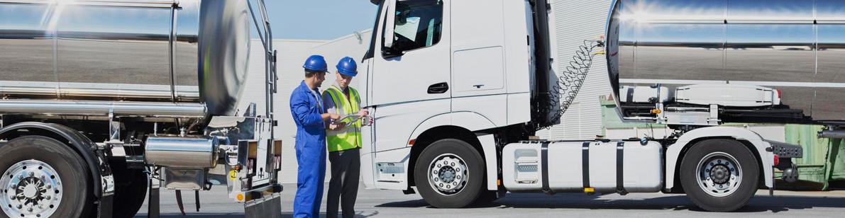 货车司机有保障  长途行车更安心
